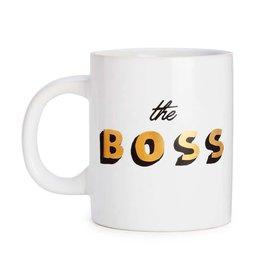 The Boss Ceramic Mug