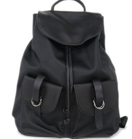 In Style Backpack - Black