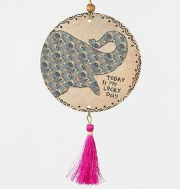 Tassel Air Fresh Elephant Lucky Day