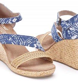 Clarissa Blue Batik Textile  10007823
