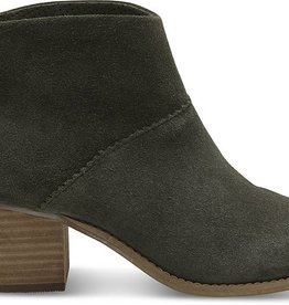 Women's Leila Bootie- Forest Suede