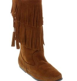 2 Layer Fringe Boot