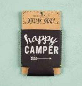 Cozies Black Happy Camper Arrow