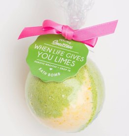 Bath Bomb -  Lime Cooler