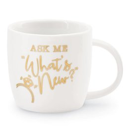 Wedding Mug- Ask Me