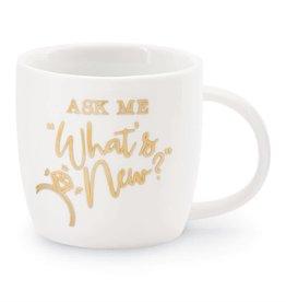 Wedding Mug- Ask Me