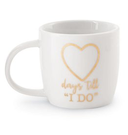 Wedding Mug- Days Till I Do