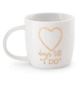 Wedding Mug- Days Till I Do