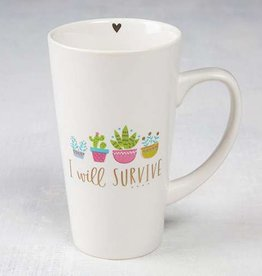 Latte Mug- I Will Survive
