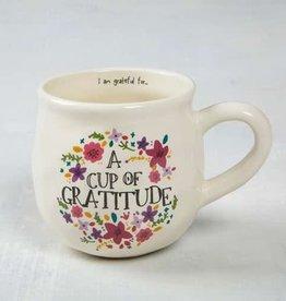Happy Mug- A Cup Of Gratitude