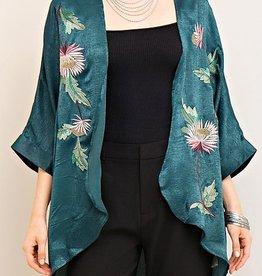 Just Dandy Kimono - English Green
