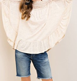 Boho Beauty Top - Natural