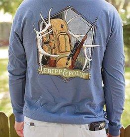 FF Hunting Backpack- LS- Marine Blue