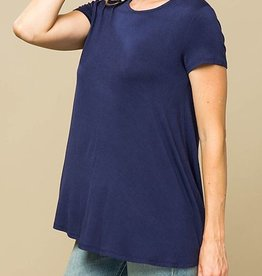 My Lucky Day Tunic - Navy