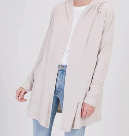 The Best Of Days Cardigan- Stone
