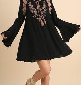 One More Chance Dress - Black
