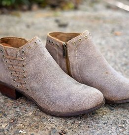 Brenna Bootie Brown