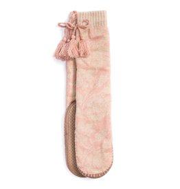 Muk Luk Slipper Sock- Gypsy Rose
