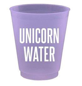 Unicorn Water Shot Cups