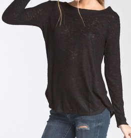 All About That Off Shoulder Top - Black