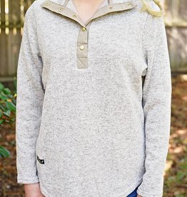 Simply Southern Pullover - Pebble