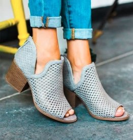 Step By Step Bootie- Ash Grey