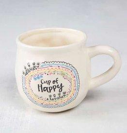 Happy Mug- A Cup Of Happy