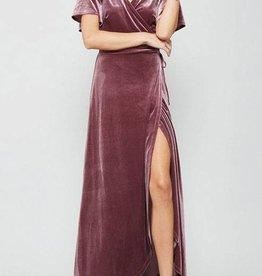 Love Affair Dress - Mauve