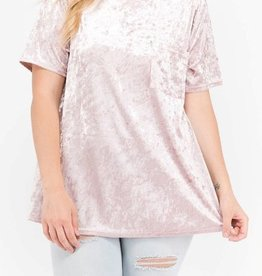 Dream Of Texture Top - Mauve