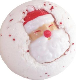 Santa Baby Bath Bomb