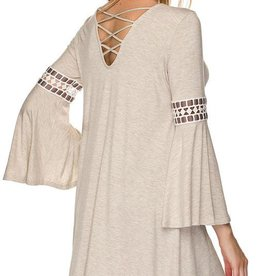 Vow of Love Tunic - Stone