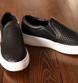Theresa Slip-On Sneaker - Black