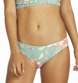 Gold Coast Mai Tai Pant Bikini Bottom- Olive
