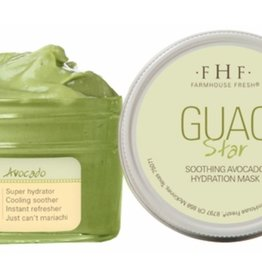 Guac Star - Soothing Avocado Hydration Mask