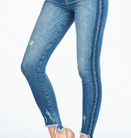 In High Gear High Rise Skinny Jeans - Medium Wash