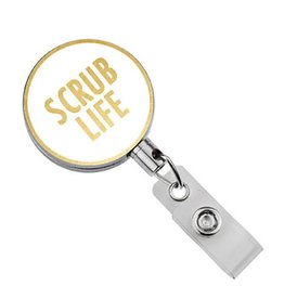 Badge Reel - Scrub Life