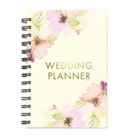 Floral Wedding Spiral Planner