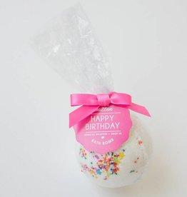 Happy Birthday- Bath Bomb