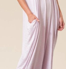 A Lively Love Maxi Dress - Light Lavender