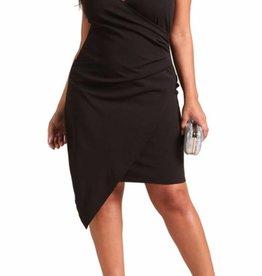 Shine So Bright Dress- Black