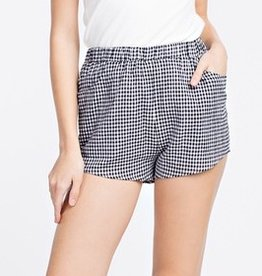 Summer Sweetness Shorts - Black
