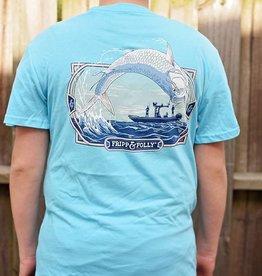 FF-Tarpon Breaching-SS-Tide
