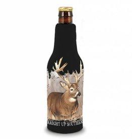SUS Bottle Koozie- Deer Scene