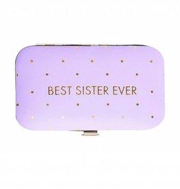 Manicure Set Best Sister Ever