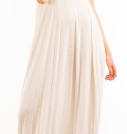 A Lively Love Maxi Dress - Off White