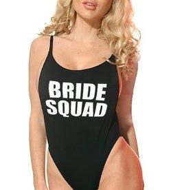 One Piece -  Bride Squad- Black