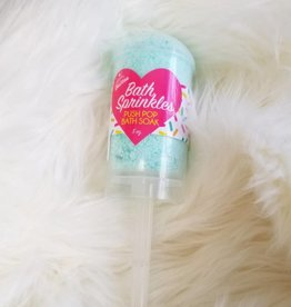 Bath Sprinkles Push Pop