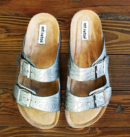 NOT RATED Cherrybrock Sandal - Pewter
