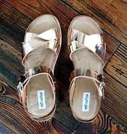 Oetter Sandals - Rose Gold