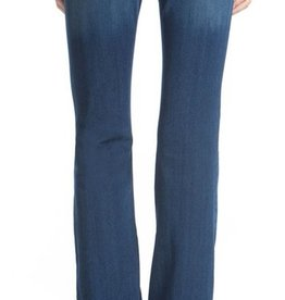 Reason To Relax Flared Jegging- Medium Denim